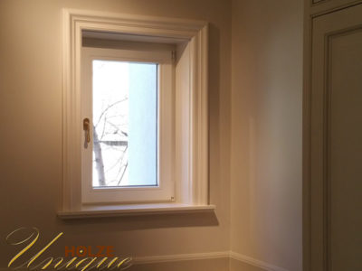 fereastra din lemn stratificat alba, imagine 8 holze unique