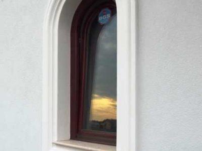 fereastra din lemn stratificat cu arcada imagine 93