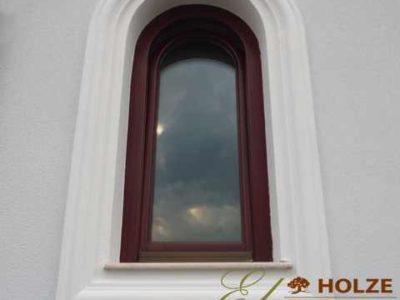 fereastra din lemn stratificat cu arcada si deschidere oscilobatanta, holze elg, imagine 92