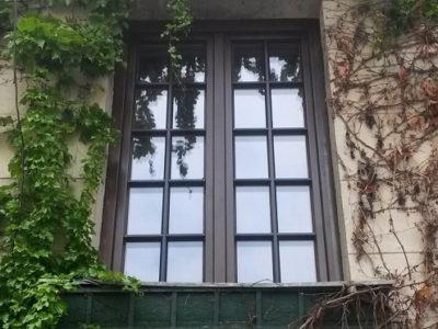 fereastra din lemn stratificat cu sprosuri, holze cls , imagine 092