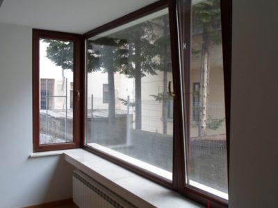 fereastra lemn stratificat, holze clasic , imagine 52
