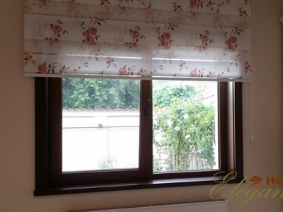 fereastra pentru bucatarie cu captuseala si glaf