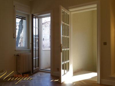 ferestre din lemn stratificat bicolora, imagine holze unique