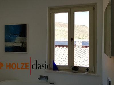ferestre lemn stratificat albe, imagine 3050