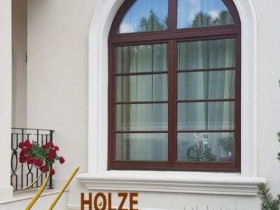 ferestre lemn stratificat de lux, premium