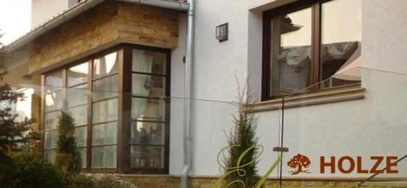 geamuri termopan din lemn stratificat