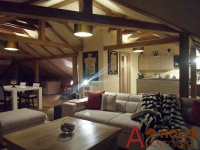 Amenajari interioare din lemn masiv si stratificat Holze