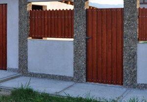 Amenajari exterioare din lemn masiv