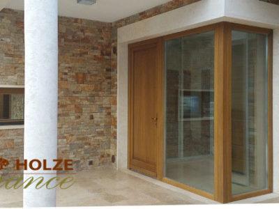usa de intrare din lemn stratificat, imagine 125 holze elegance