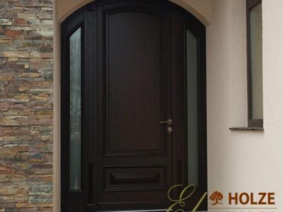 usa de intrare din lemn stratificat plina cu laterale de sticla, holze elegance, imagine 141