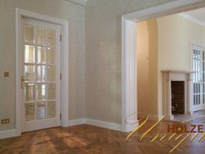 usi de interior ivory , Usi interior lemn stratificat elegante