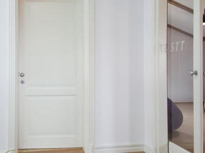 Usi interior lemn pentru dressing