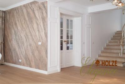 usi interior lemn stratificat