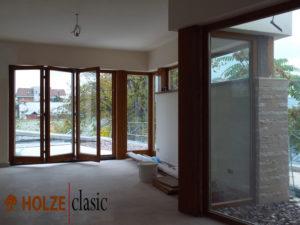 usa cu sticla pentru balcon
