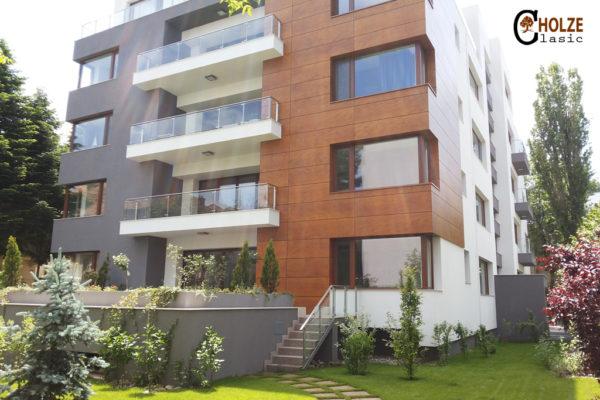 geamuri lemn termopan bloc apartament