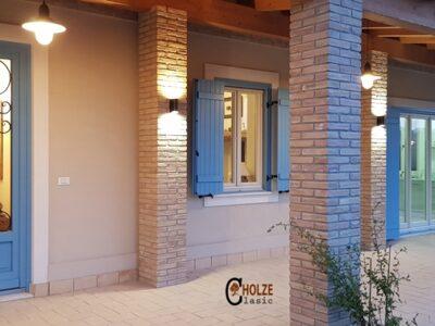 geamuri termopan , termopane , ferestre , tripane , casa , vila , stil mediteranean