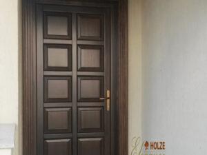 usa exterior lemn stratificat , modele , usa intrare