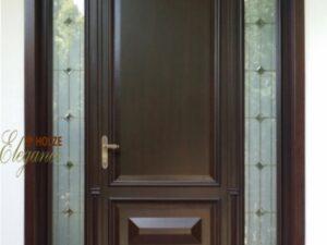 usa exterior , intrare , lemn stratificat , vitralii , sticla , geam termopam , luminatoare