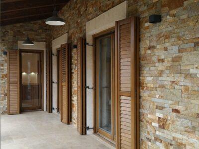 ferestre din lemn stratificat , obloane , rulouri , storuri , imagine model 1047