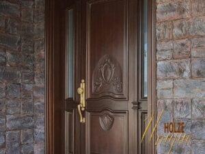 usa pentru intrare din lemn stratificat , imagine model 1057